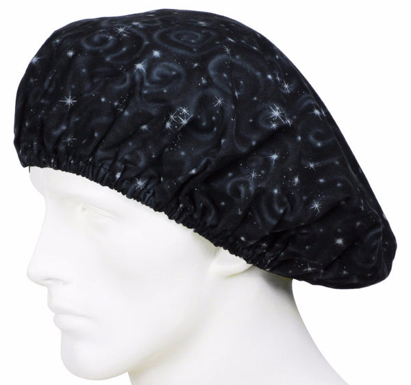Bouffant Surgical Hats Milky Way