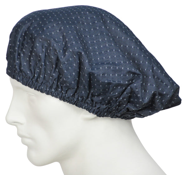 Bouffant Surgical Caps Fina Chambray