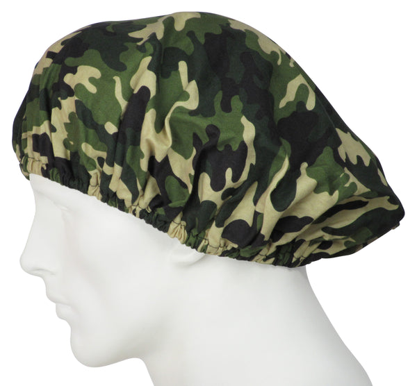 Bouffant Surgical Hats Military Grade