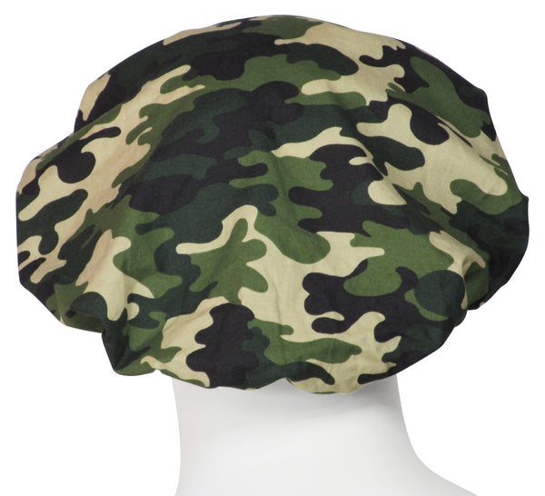 Bouffant Surgical Caps Military Grade