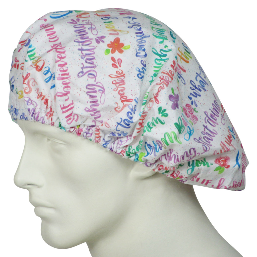 Bouffant Surgical Hats Woman Power