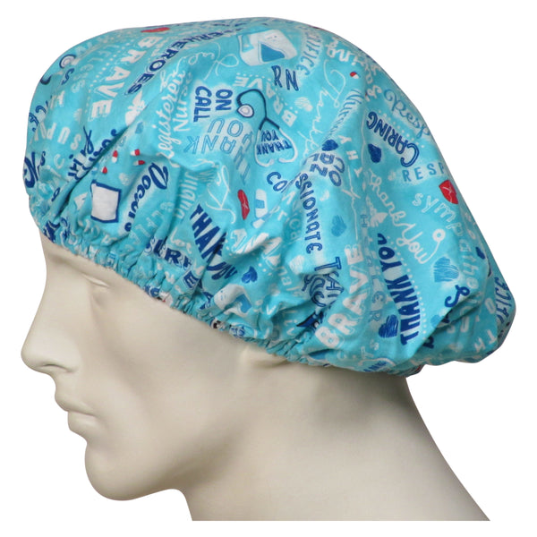 Bouffant Surgical Hats Medical Heroes