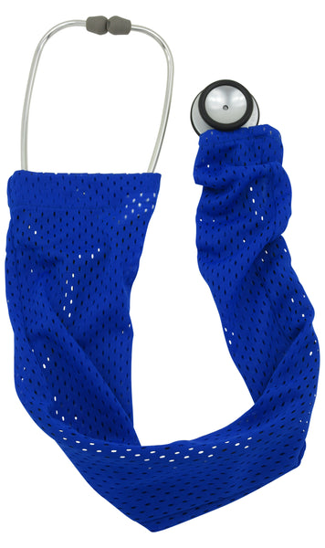 Stethoscope Cover Blue Small Hole