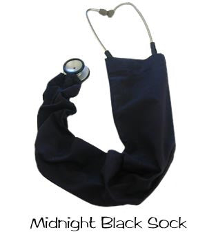 Stethoscope Covers Midnight Black