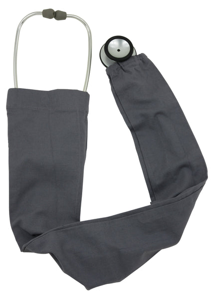 Stethoscope Sock Coal Grey