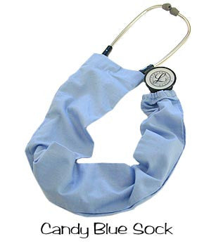 Stethoscope Covers Candy Blue