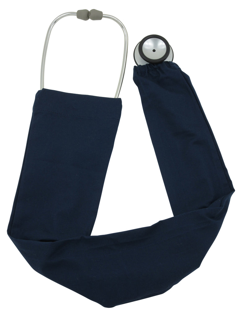 Stethoscope Socks Deep Navy