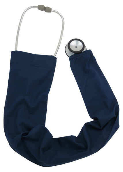 Stethoscope Sock Deep Navy