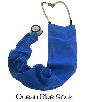 Stethoscope Cover Ocean Blue