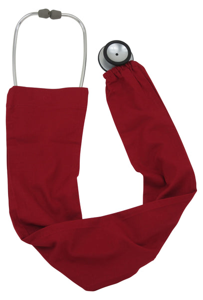 Stethoscope Covers Cherry Red