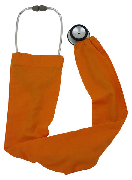 Stethoscope Covers Sunrise Orange