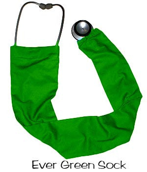 Stethoscope Cover Ever Green