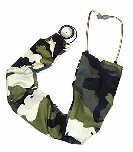 Stethoscope Cover Military One