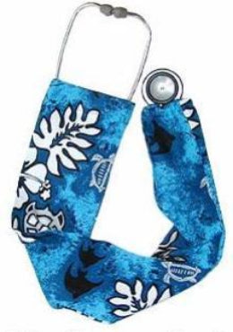 Stethoscope Cover Blue LagoonStethoscope Cover Blue Lagoon