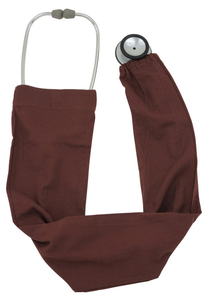 Stethoscope Covers Chocolate Brown