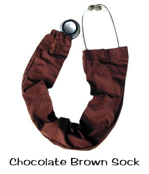 Stethoscope Cover Chocolate Brown