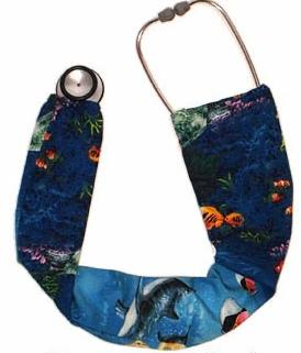 Deep Sea stethoscope covers