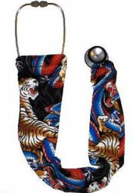 Stethoscope Covers Dragons Tigers