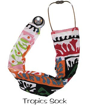 Stethoscope Cover Sock Tropics