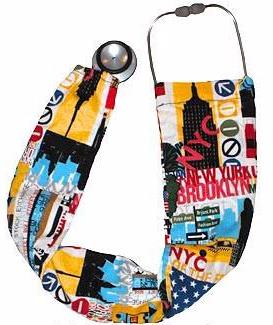 Stethoscope Covers NYC Life