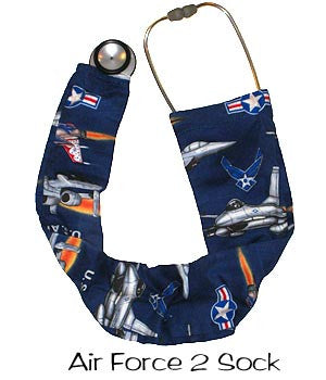 Stethoscope Cover Sock Air Force 2