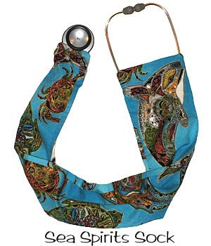 Stethoscope Cover Sock Sea Spirits