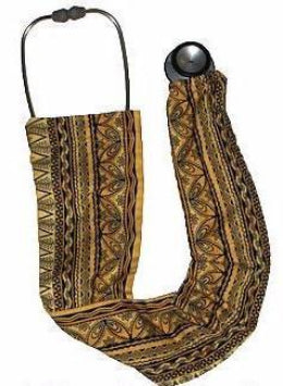 Stethoscope Cover Sock African Beat