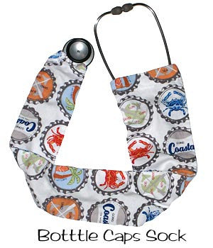 Stethoscopes Covers Bottle Caps