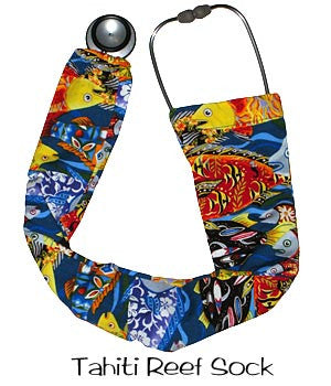Stethoscope Covers Tahiti Reef