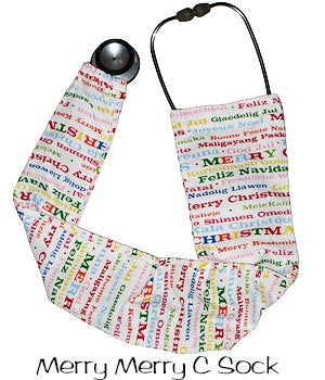 Stethoscope Socks Merry Merry C