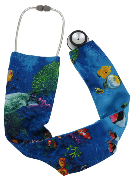 Stethoscopes Covers Deep Sea