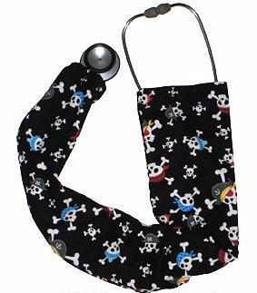 Stethoscope Cover Sock ER Pirates