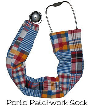 Stethoscope Covers Porto Patchwork