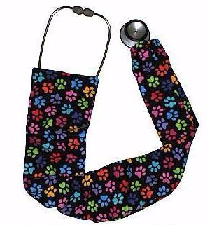 Stethoscopes Cover Color Puppy Paws