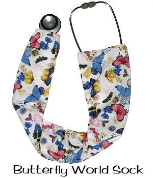 Stethoscope Covers Butterfly World