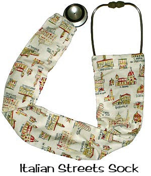 Stethoscope Covers Italian Streets