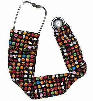 Stethoscope Socks Emoticons