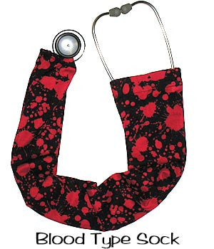 Stethoscopes Cover Blood Type