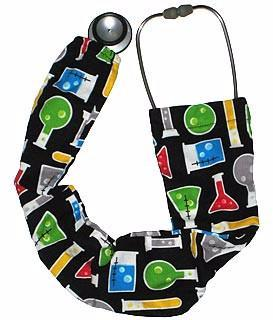 Stethoscopes Covers Lab Science