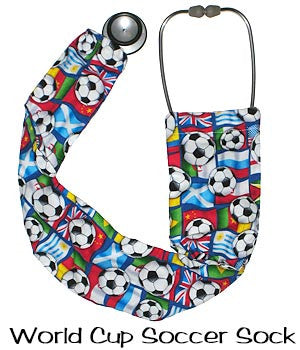 Stethoscope Socks World Cup Soccer