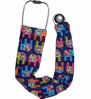 Stethoscope Covers Magical Elephants