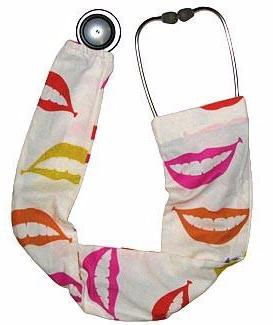 Stethoscope Covers Smile