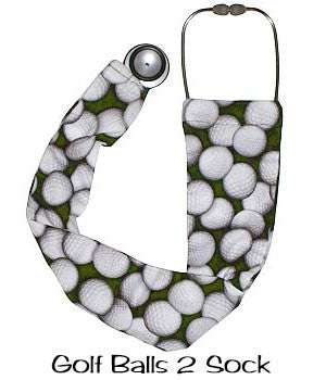 Stethoscope Covers Golf Balls