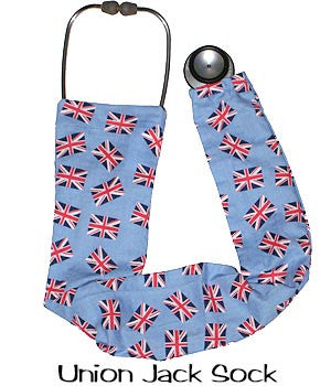 Stethoscopes Covers Union Jack, UK
