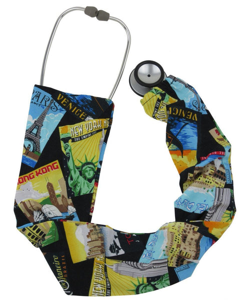 Stethoscope Covers World Traveler