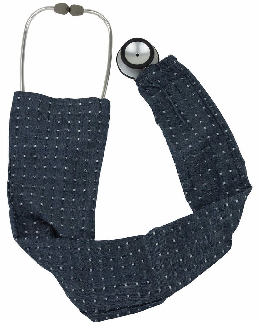 Stethoscope Covers Fina Chambray