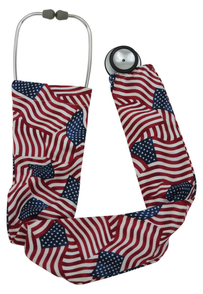 Stethoscopes Covers American Flags