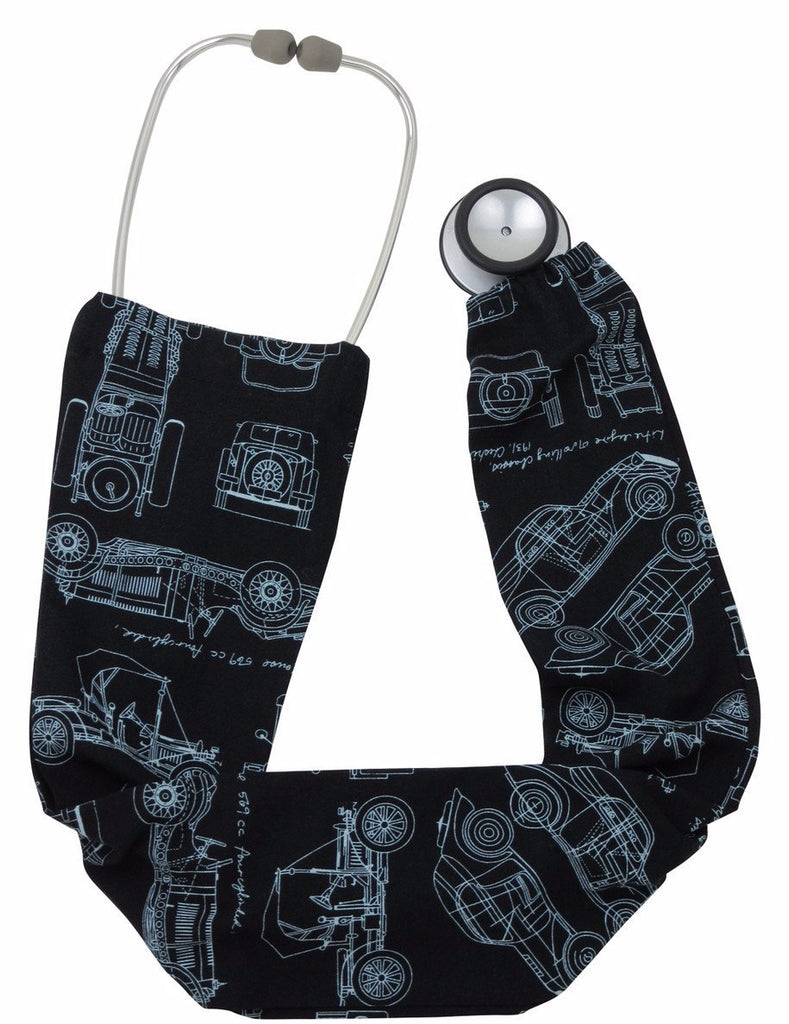 Stethoscope Covers Vintage Autos
