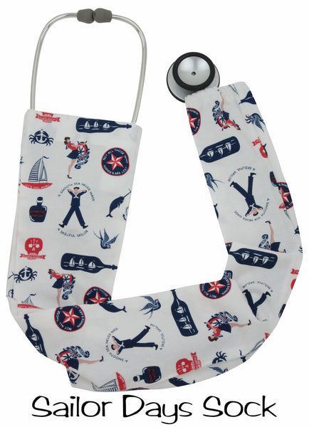 Stethoscope Covers Sailors Days
