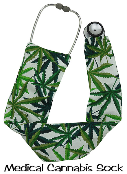Stethoscope Cover Medical Cannabis
